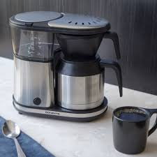 bonavita 5 cup coffee maker with stainless steel carafe zoom