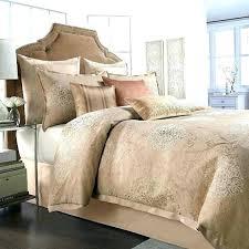minimalist neutral color comforter small home decoration