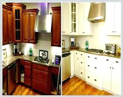 update oak cabinets update oak kitchen cabinets decorating with old restain oak cabinets white
