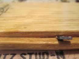 strand bamboo nail down