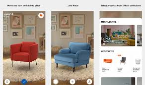 Ikea s augmented reality app now available for