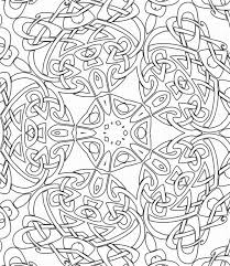 Small Picture Cool Adult Coloring Pages Printable Cool Geometric Design