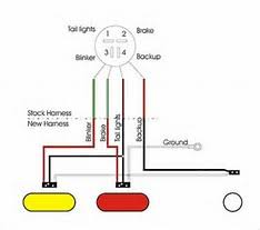 gallery wiring diagram rear work light niegcom online galerry wiring diagram rear work light