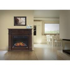 Corner Fireplace Corner Electric Fireplaces Electric Fireplaces The Home Depot