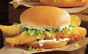 The Top 10 Fast Food Seafood Items ...