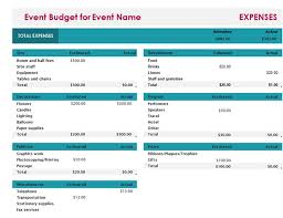 Excel Templates For Budgeting Budgets Office Com