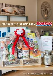 a ginormous gift basket giveaway