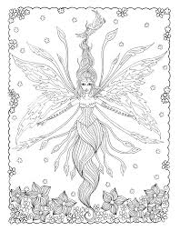 Small Picture 380 best coloring people mermaid fairy images on Pinterest