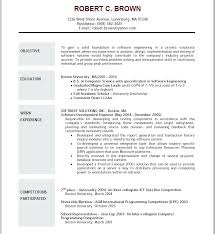 Resume Objective Samples For Any Job Resume Tutorial