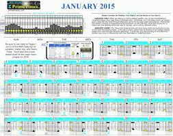 Moon Phases Hunting Calendar Calendar Image 2019