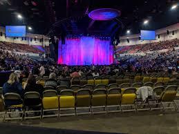 Pechanga Casino Concert Seating Chart Pechanga Arena Lower Level 20 Rateyourseats Com