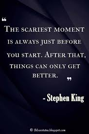 40 Best Stephen King Quotes Words Of Wisdom Pinterest King Mesmerizing King Quotes