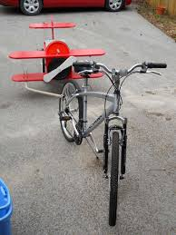 Red Baron Child's Bicycle Trailer | Bicycle, Bicycle trailer, Child bicycle  trailer