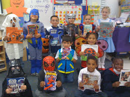 storybook character dress up day