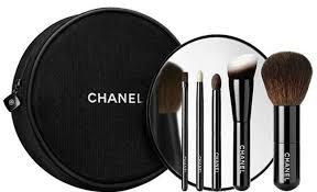 chanel mini brush set