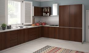 For L Shaped Kitchen Stunning L Shaped Kitchen Decorating Ideas With White Windows And