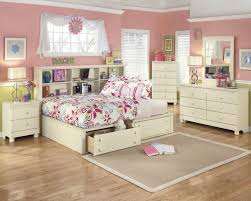 Bookcase Bedroom Furniture Cottage Retreat Cream Cottage 6 Piece Full Bookcase Bedroom Set