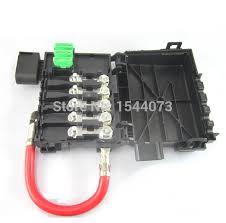 popular fuse box terminal buy cheap fuse box terminal lots from oem 99 04 for vw jetta golf mk4 fuse box battery terminal 1j0937550a 1jo937550a 1j0937550b