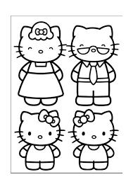 Hello Kitty Da Colorare E Stampare 22