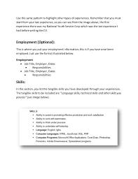 Modern My Dream Job Resume Vignette Example Resume And Template