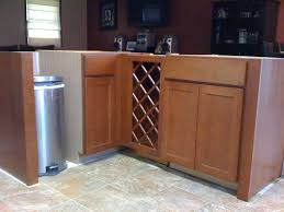 12 Deep Base Cabinets Installing 30 Inch Base Wine Rack Next To Base Cabinets Granite