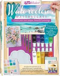 book cover page maker art maker watercolour paints art kits art craft