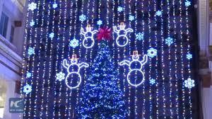 Macys Light Show Philly Christmas Light Show At Macys In Philadelphia Pennsylvania