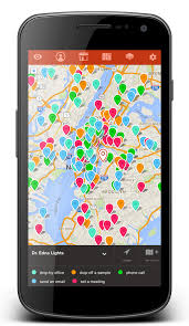 The Best Route Planner For Android Badger Maps