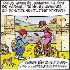 """Résultat de recherche d'images pour """"charte du bon cycliste"""""""