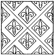 Medieval Design Patterns Medieval Stained Glass Patterns Medieval Tile Pattern