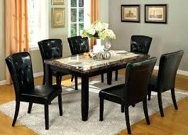 marble top round dining table marble dinette set full size of dining room white and grey marble top round dining table
