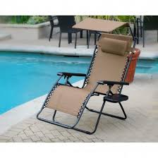 architecture graceful kohls anti gravity chair 10 zero sonoma timber ridge with side table lounger outdoors