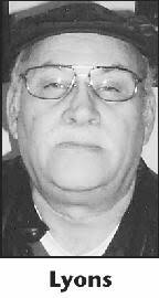 JERRY LYONS Obituary (1949 - 2013) - Fort Wayne Newspapers