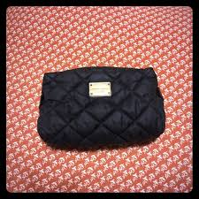 72% off Michael Kors Handbags - Michael Kors Quilted Black Makeup ... & Michael Kors Quilted Black Makeup Cosmetic Bag EUC Adamdwight.com