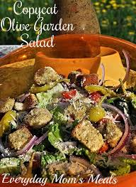 one of my favorite lunch time treats is the soup and salad combo at olive garden you know unlimited soup salad and breadsticks