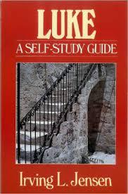 Luke Jensen Bible Self Study Guide Paperback