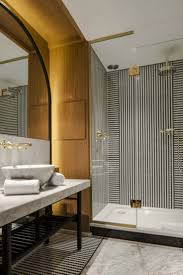Best Hotel Chic Bathrooms Images On Pinterest Room Bathroom