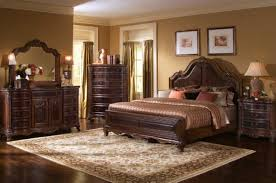 Luxus Schlafzimmer Grundrissen Schwarz Poliert Pulverbeschichtet