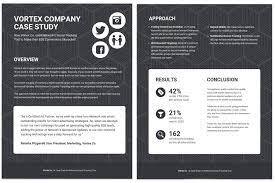 It also shows the connection of the said topic to its environment and its cause or effect to its surroundings. 15 Professional Case Study Examples Design Tips Templates Venngage