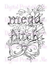 Small Picture 50 free printable swear coloring pages at swearstressawaycom