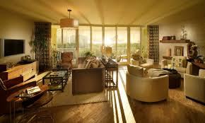 Simple Art Deco Interior Design Living Room With M X - Livingroom deco