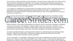 Best Ideas of Sample Cover Letter For Internship Non Profit With Additional  Format Sample