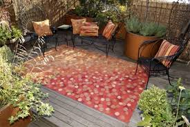outdoor rugs for patios bamboo