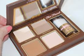 too faced cocoa contour kit review