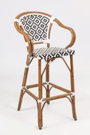 antique white bar stools. Bar Stools Bentwood Cane Seat Wicker Stool Set Antique White Kitchen