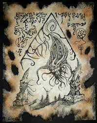 now about the terrible and forbidden books i am forced to say that most of them are purely imaginary there never was any abdul alhazred or necronomicon