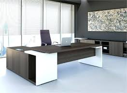 modern office desk white. Modern Office Furniture Desk Best Contemporary Images On Throughout Prepare White R
