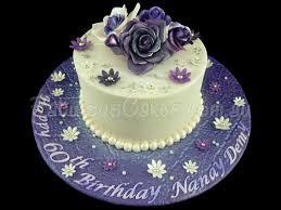 60th Birthday Cakes Fabulous Cakes