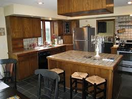 Small Picture kitchen decorating ideas dark cabinets the wall pictures