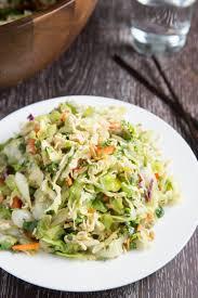 Ramen asian lettuce salad